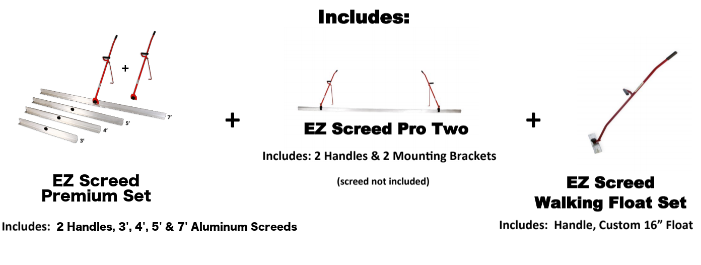Ez Screed Tools
