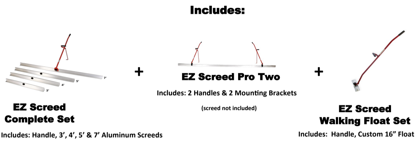 Ez Screed Tool